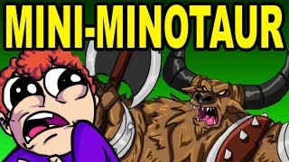 Repeat youtube video MINI MINOTAUR SONG (feat. Tobuscus & Tim Tim)