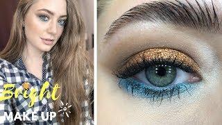 Яркий весенний макияж и подготовка кожи: пошаговый видео-урок