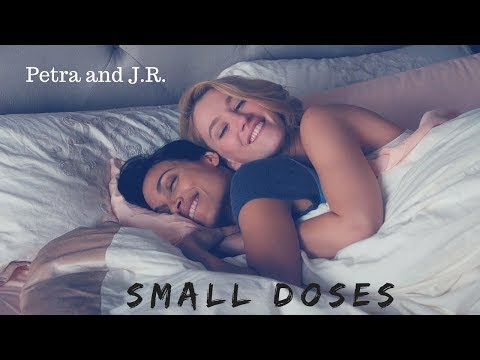 Petra and JR || Jane The Virgin || Small Doses {+4x17}