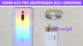Redmi K20 Pro Premium Edition, Snapdragon 855+ Unboxing