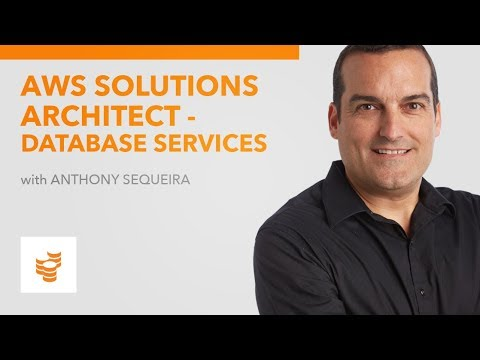 AWS Solutions Architect - Database Services