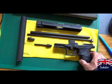 Walther PPQ M2 UK Spec