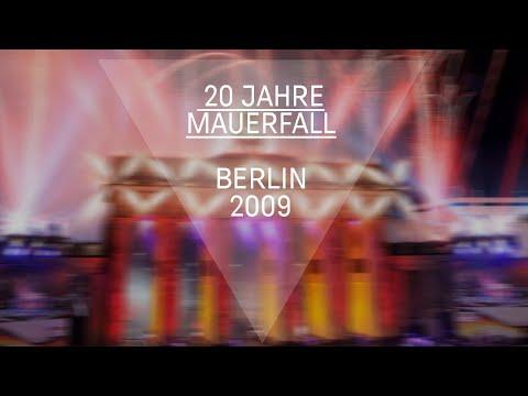 20 Jahre Mauerfall am Brandenburgertor
