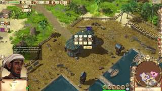 The Settlers 6 Eastern Realm - Mission 3 - Amesthan