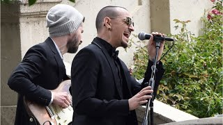 Tributes to linkin park's chester bennington pour in after his death