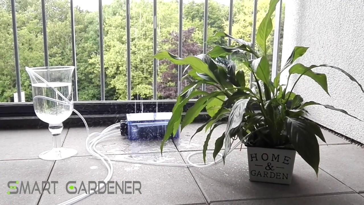 Smart Gardener Waterproof Box Youtube