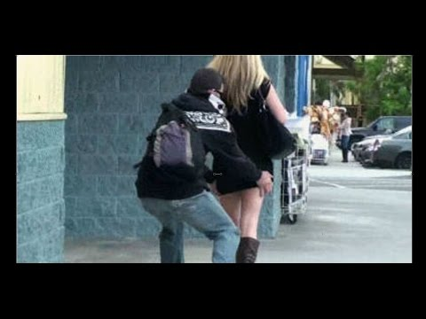 Приколы над девушками!!!) смотреть онлайн бесплатно