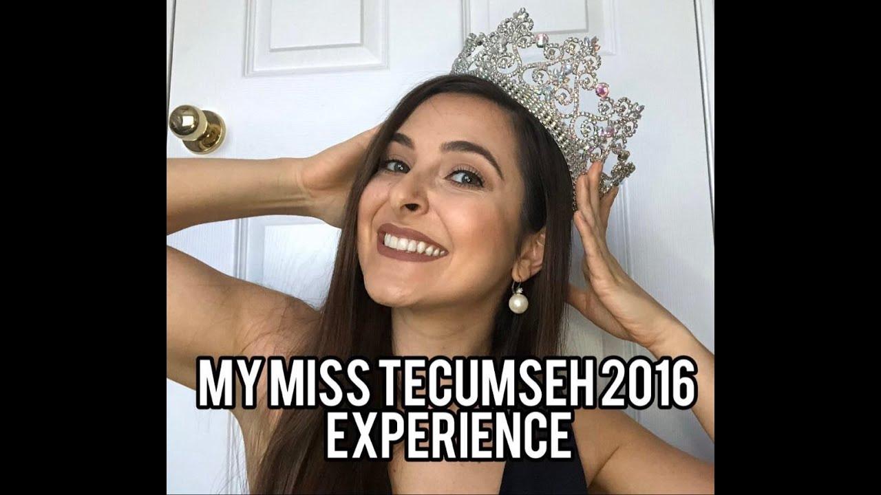 My Miss Tecumseh 2016 Experience