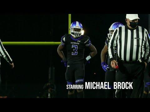 Michael Brock Semi-Final Highlights vs. Red Lion Christian Academy