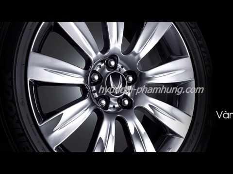 Gii thiu xe Hyundai EQUUS