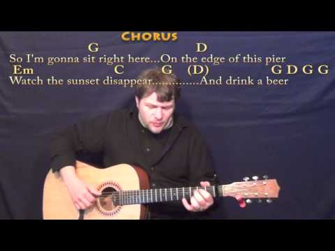 how to play drink a beer on guitar