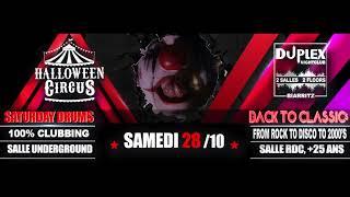 Circus Samedi28oct2017 Duplex Nightclub Biarritz