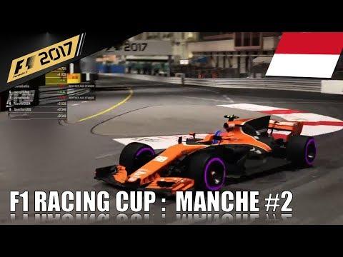 Championnat F1 Racing Cup : Manche 2 :  Grand Prix de Monaco - J.L Racing