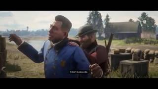 Blaze Mancillas in Red Dead Redemption II