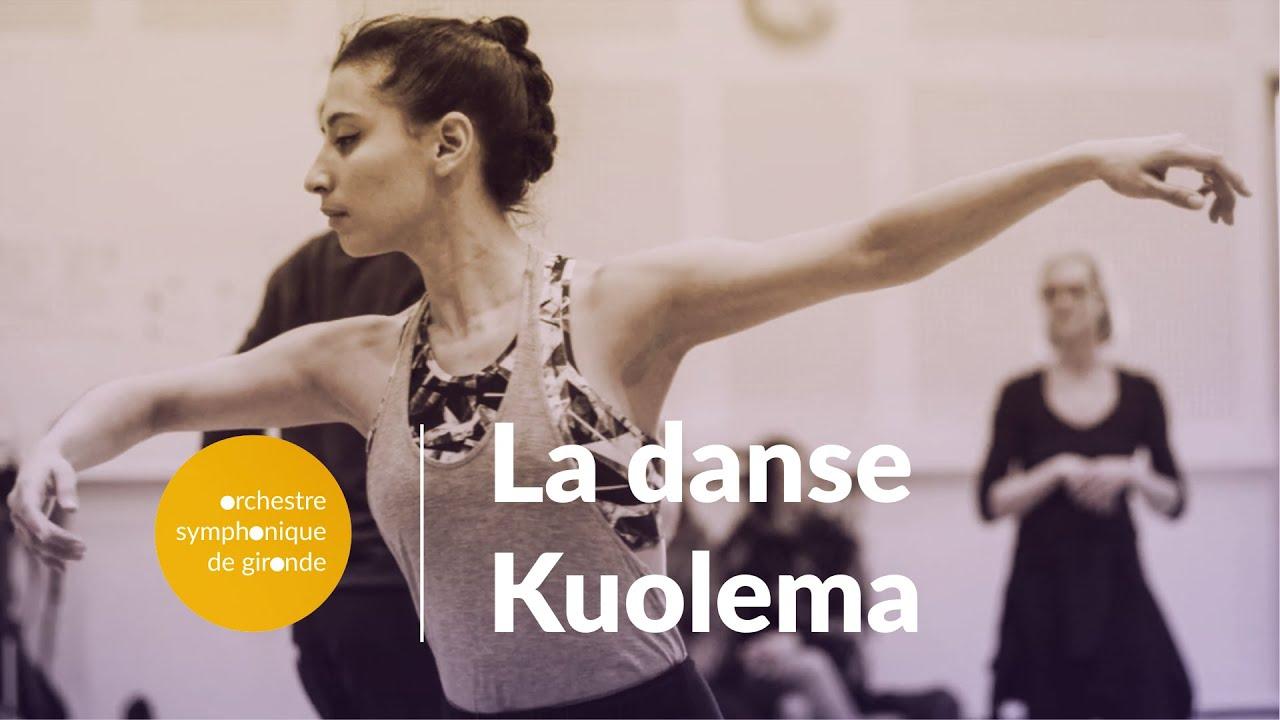 Raconte moi la danse Kuolema orchestre symphonique de Gironde