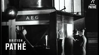 Smashing The Atom (1933)