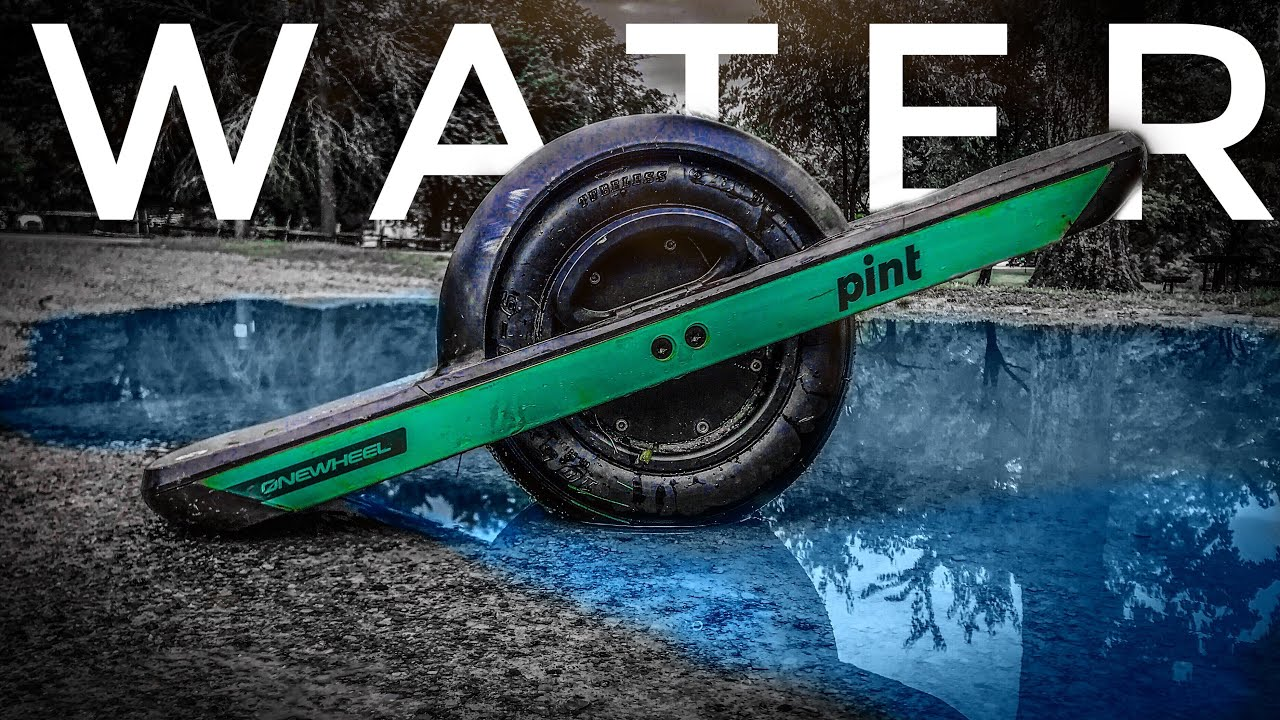 Onewheel Pint Wet Weather Review // Canada Bound