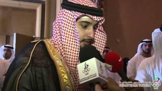 تسليم «أم الإمارات» الجائزة الأولمبية التقديرية