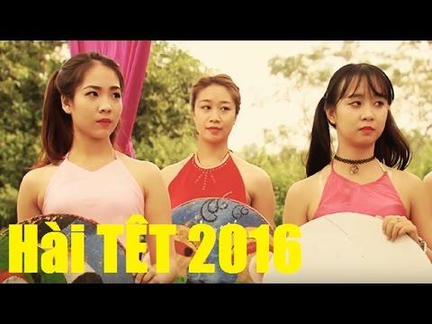 Phim Hài Tết 2016 Mới Nhất - Đại Gia Chân Đất 6 - Chiến Thắng, Bình Trọng