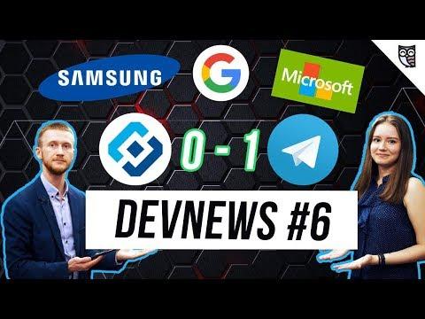 Роскомнадзор vs Telegram, ИИ от Google, Новый Gmail