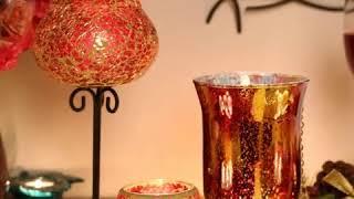 고급 티라이트 양초난로 캔들홀더 향피우기 카페 촛대 인…