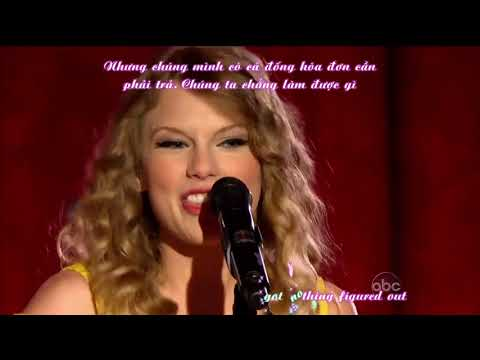 [Vietsub+Kara+HD]Mine - Taylor Swift