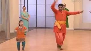 Живи.Индийский танец.
