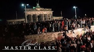 The Fall of the Berlin Wall: How Tom Brokaw Broke the Story | Master Class | Oprah Winfrey Network