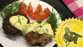 Russian meat cutlets recipe