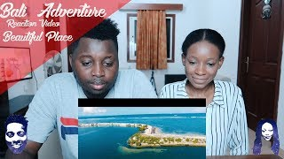 Bali Adventure - Mikevisuals  REACTION VIDEO