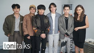 SB19 Opens Up About Their Difficult Journey | Toni Talks