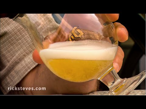 Bruges, Belgium: Drinking Beer Belgian Style - Rick Steves' Europe Travel Guide - Travel Bite