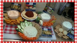 4 Dips & A Cheeseball For Superbowl ~ Noreen's Kitchen