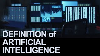 Definition of Artificial Intelligence