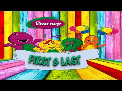 First & Last : Barney Theme Song