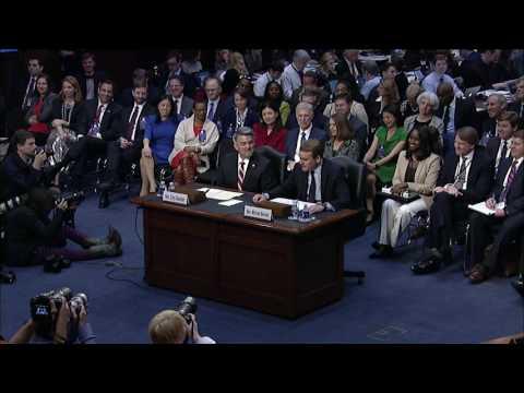Sen. Michael Bennet Introduces Judge Neil Gorsuch