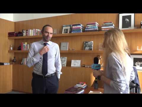 Hors-série : Interview intégrale du député maire du Havre, Edouard Philippe