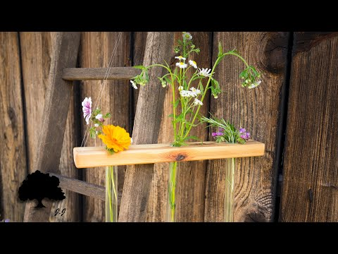 Hand Tools Only: nice DIY Projekt to start Woodworking   J.J.