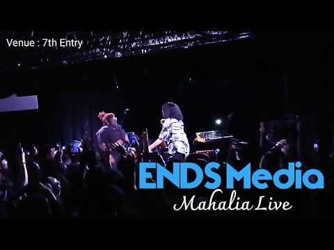 Mahalia Performance at the 7th Entry Minneapolis,MN