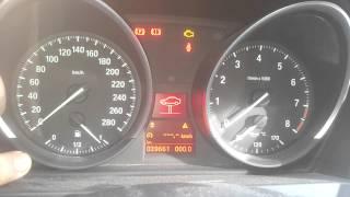 Remise a zero indicateur de maintenance BMW Z4 E89 2010