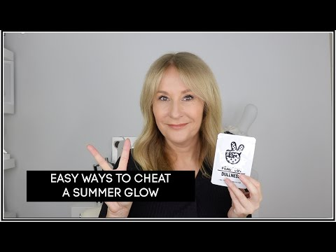 EASY CHEATS TO A SUMMER GLOW