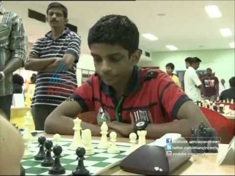 International master SL Narayanan