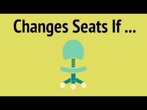 ESL Game: Change Seats If... - YouTube