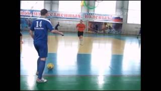 Чемпионат Кузбасса по мини-футболу