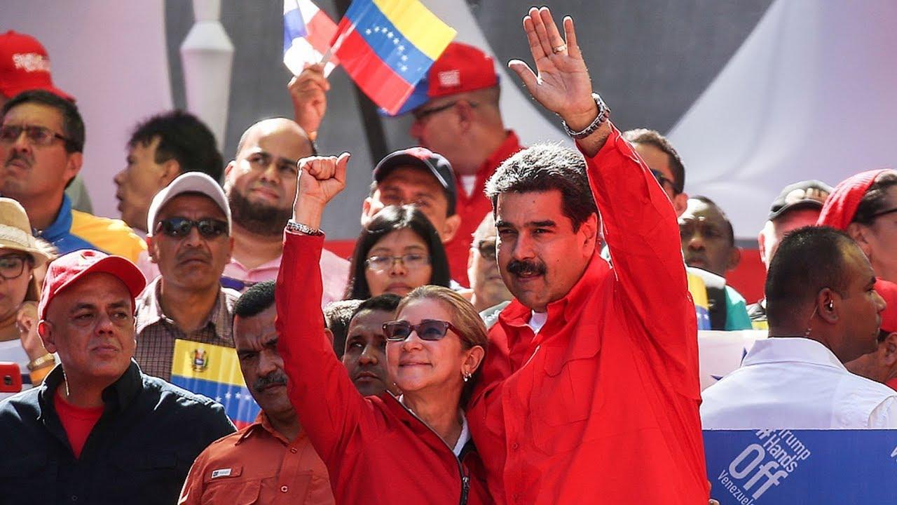 Maduro said thirty danes — img 9