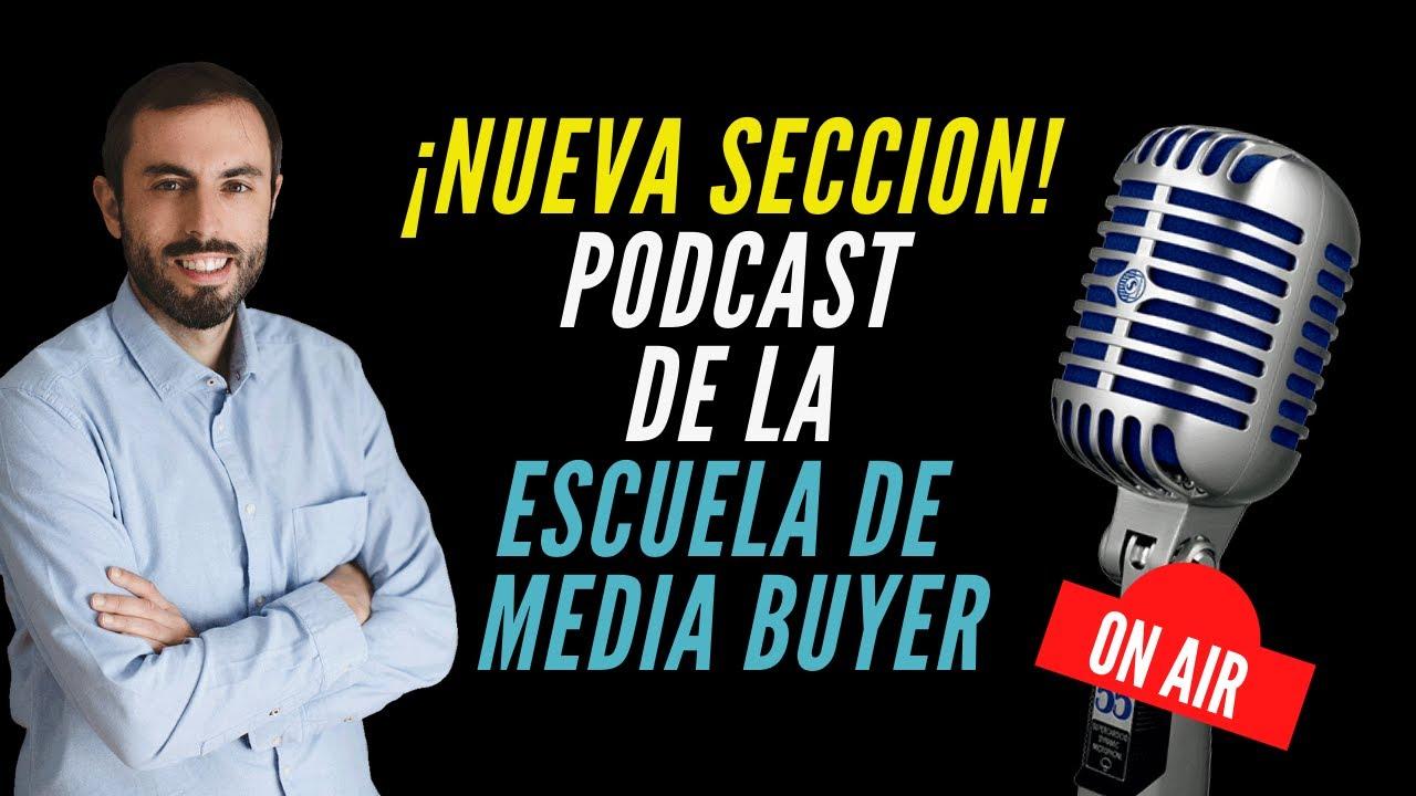 💥NUEVA SECCIÓN - Podcast de la escuela de Media Buyer [CHEMA ESPEJO] Episodio #0