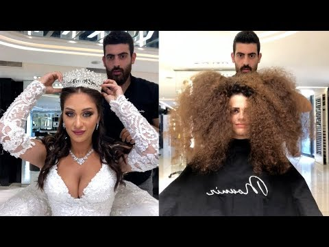 New Viral Hairstyles Tutorials | Amazing Hair Transformations by Mounir Salon