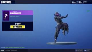 Smooth moves - Fortnite Battle Royale (Emote)