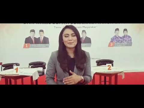 Brigita Manohara Presenter TV ONE dukung Polres Sukamara Basmi HOAX