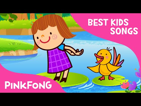 Six Little Ducks | Best Kids Songs | PINKFONG Songs for Children